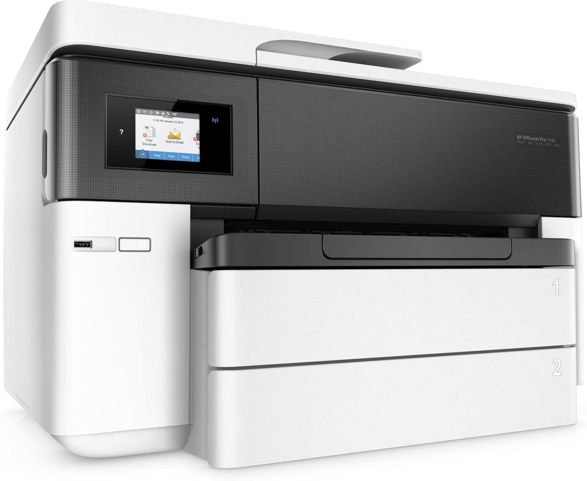 Štampač HP OfficeJet Pro 7740 MFP A3 WiFi