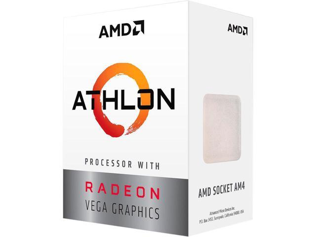 CPU AMD Athlon 200GE BOX